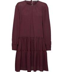 slfamaya ls short dress b dresses everyday dresses lila selected femme