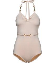 magnolia swimsuit badpak badkleding crème ida sjöstedt