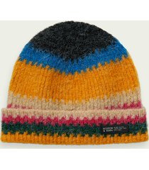 scotch & soda wool-blend striped beanie