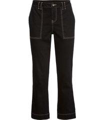 jeans svasati (nero) - rainbow