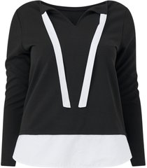 topp jrcecil ls blouse