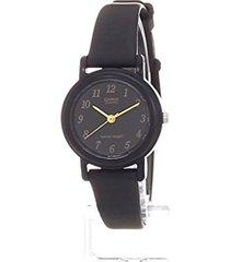 reloj análogo casio lq-139a-1u-negro