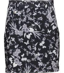 kia skort kort kjol svart röhnisch