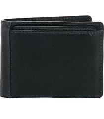 billetera azul oscuro tannino