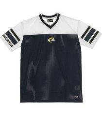 casacca nfl jacquard mesh t-shirt losram