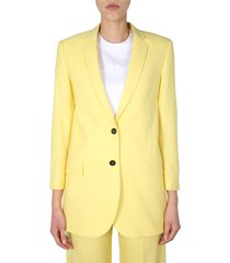 ps by paul smith oversize fit blazer
