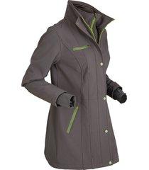 giacca di softshell (grigio) - bpc bonprix collection