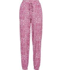pantaloni ampi con laccetto (rosa) - rainbow