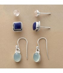 all together now earring trio s/3