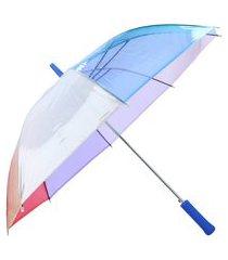 guarda chuva feminino de plástico - fazzoletti guarda chuva feminino de plástico - fazzoletti