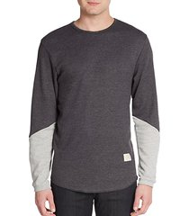 killer point thermal contrast pullover