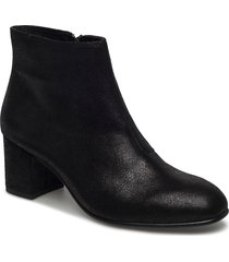 ankle boot shoes boots ankle boots ankle boots with heel svart ilse jacobsen