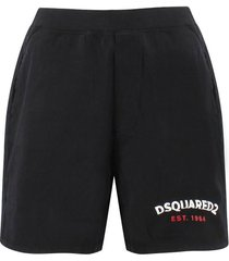 dsquared2 short with logo