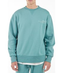 nana judy men's trademark logo-print sweater