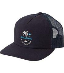 men's backside trucker hat