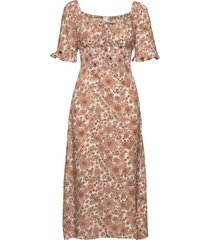 el paso midi dress dresses everyday dresses creme faithfull the brand