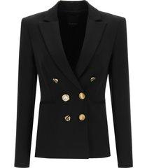 alexia 1 double-breasted blazer