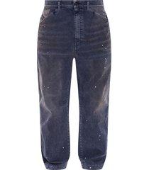 d-franky verontruste jeans