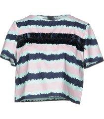 twisty parallel universe blouses