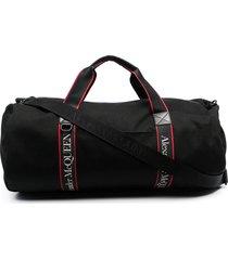 man black metropolitan selvedge duffle bag