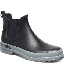 chelsea rainwalker stövletter chelsea boot svart stutterheim