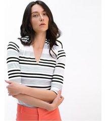 camiseta para mujer en ity multicolor color-multicolor-talla-xs