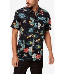 men's exchange button-up shirt
