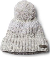 gorro winter blur beanie 2 blanco columbia