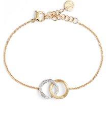 women's marco bicego delicata diamond adjustable bracelet