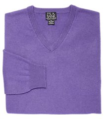 traveler collection cashmere v-neck men's sweater clearance