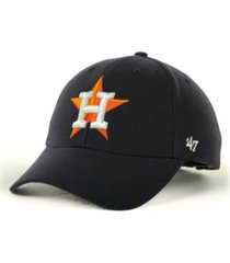 '47 brand houston astros mlb on field replica mvp cap
