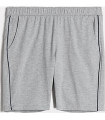 pantalone corto in jersey