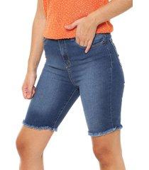 bermuda azul byh jeans hope