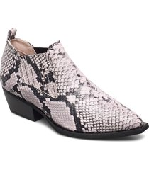amaryllis diamante lux shoes boots ankle boots ankle boot - heel rosa gardenia