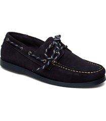 maboat båtskor skor blå matinique