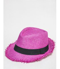 sombrero fucsia nuevas historias