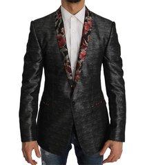 floral blazer jacket