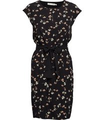 camilleiw saffron dress korte jurk zwart inwear