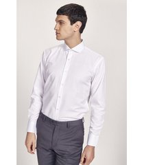 camisa blanca equus kevin classic fit