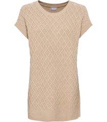 maglione a trecce (beige) - bodyflirt