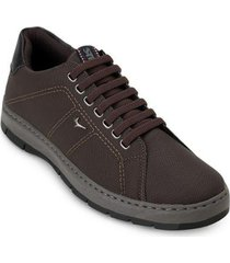 sapatênis casual stir st19-cls50 - masculino