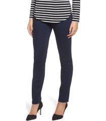 women's jag nora pull-on skinny jeans, size 12 - blue