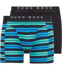 hugo boss 2-pack boxer briefs - assorted-pre-pack