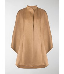 max mara oversized cape coat