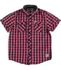 garcia overhemd raspberry