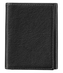 johnston & murphy men's tri-fold wallet