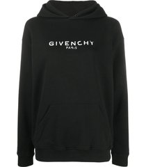 givenchy logo vintage hoodie