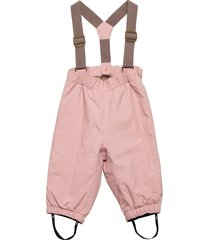 wilas suspenders pants, m outerwear snow/ski clothing snow/ski pants rosa mini a ture