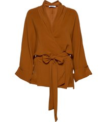 rodebjer tennessee twill kimonos bruin rodebjer