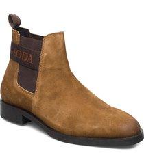 picaro chelsea shoes chelsea boots brun scotch & soda shoes